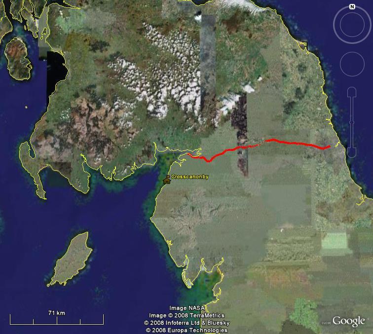 Le Mur d'Hadrien, frontière d'un empire - Page 4 Crossc10