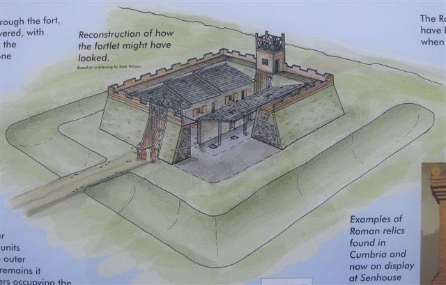 Le Mur d'Hadrien, frontière d'un empire - Page 4 Crossc15