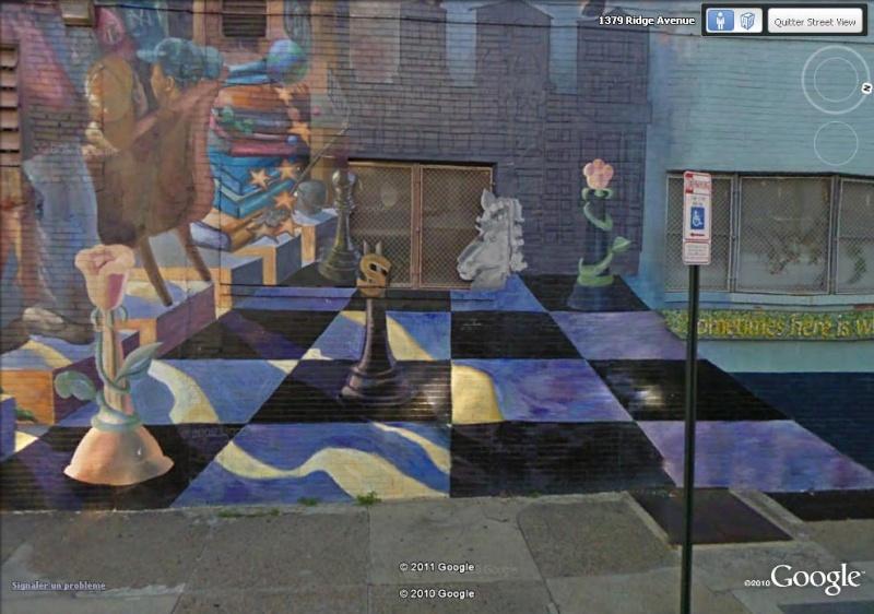 STREETVIEW : les fresques murales de Philadelphie  - Page 3 Datail10