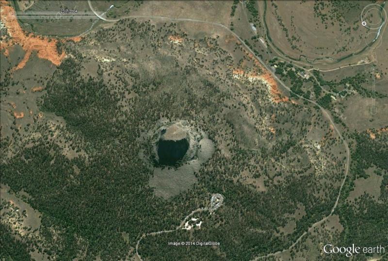 Lieux de tournages de films vus avec Google Earth Devils10