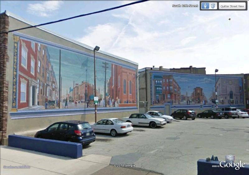 STREETVIEW : les fresques murales de Philadelphie  - Page 3 East_p11