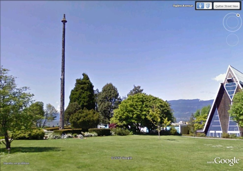 STREETVIEW : les totems - Page 2 Hadden10