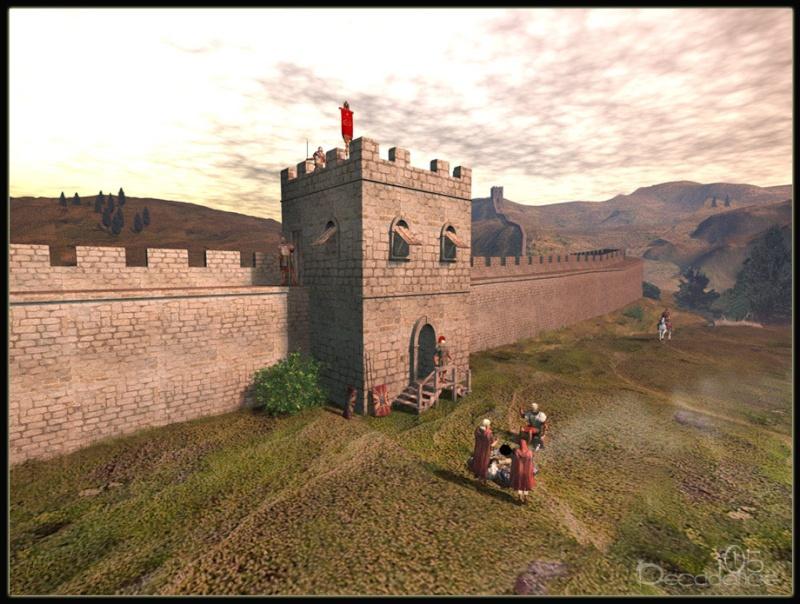 Le Mur d'Hadrien, frontière d'un empire - Page 3 Hadria11