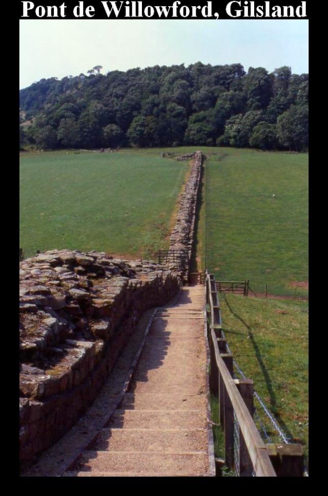 Le Mur d'Hadrien, frontière d'un empire - Page 4 Hadrie16
