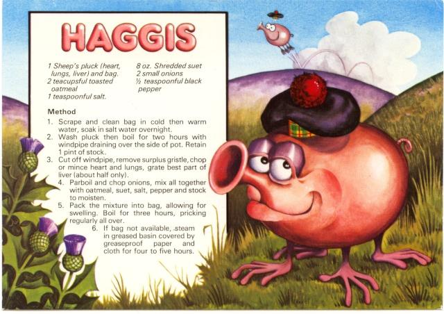 ECOSSE - Petit guide fait maison Haggis10