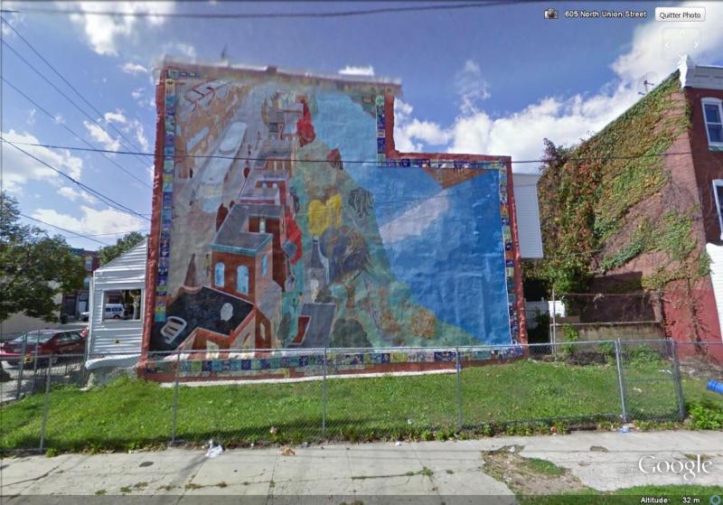 STREETVIEW : les fresques murales de Philadelphie  - Page 2 Haverf10