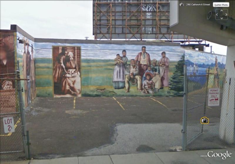STREETVIEW : les fresques murales de Philadelphie  - Page 2 Histor22
