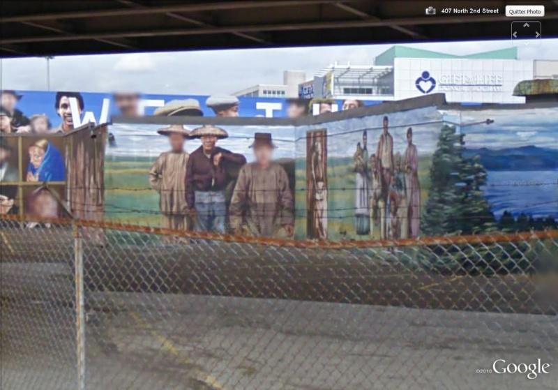 STREETVIEW : les fresques murales de Philadelphie  - Page 2 Histor23