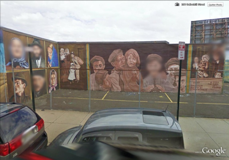 STREETVIEW : les fresques murales de Philadelphie  - Page 2 Histor24