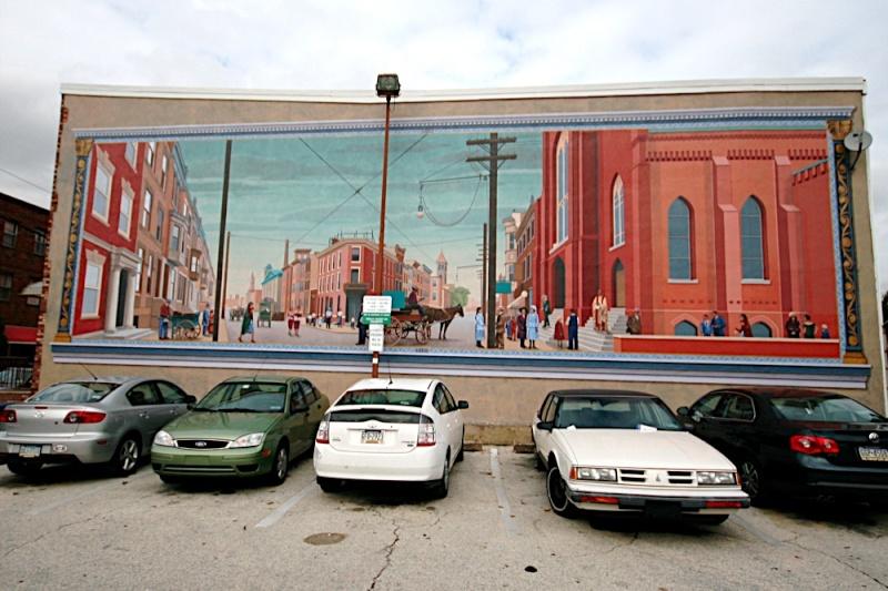 STREETVIEW : les fresques murales de Philadelphie  - Page 3 Img_9911