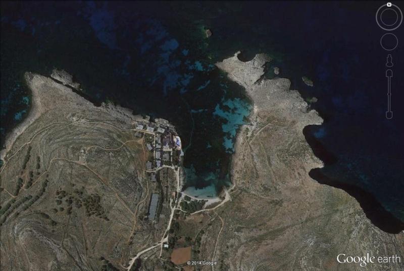 Lieux de tournages de films vus avec Google Earth Legran11