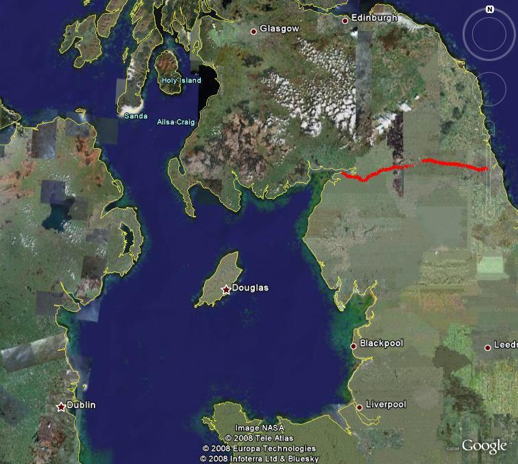 Le Mur d'Hadrien, frontière d'un empire - Page 4 Mer_d_10