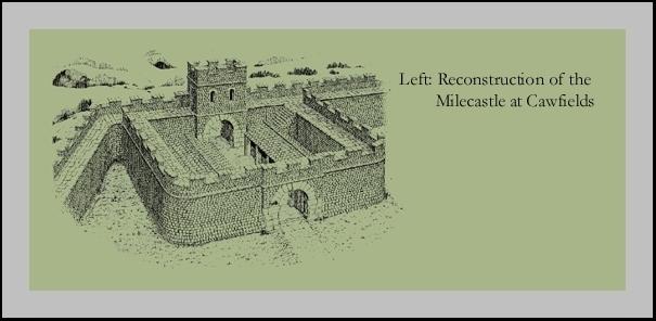 Le Mur d'Hadrien, frontière d'un empire - Page 3 Mileca11