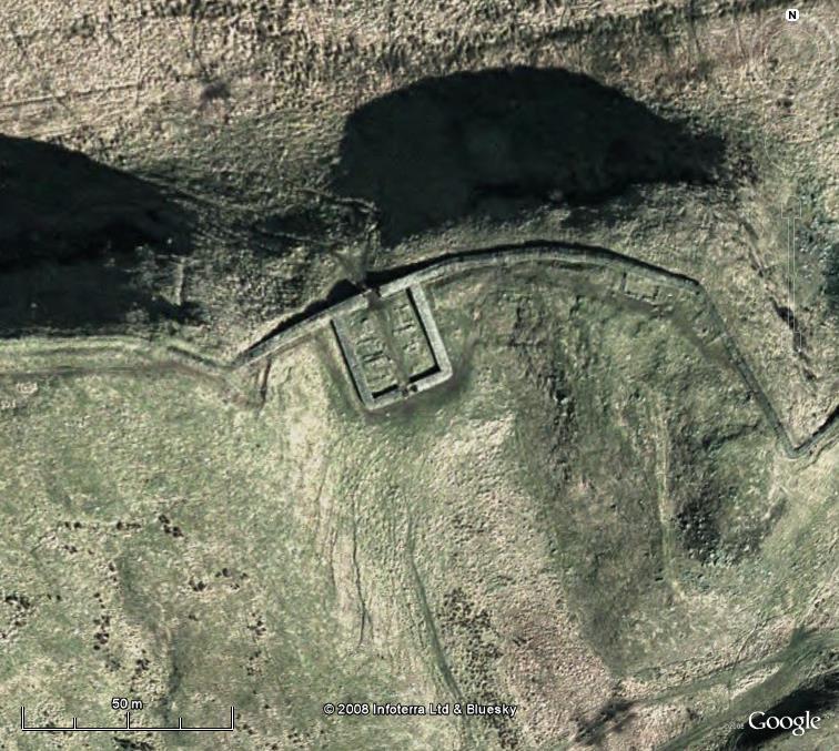 Le Mur d'Hadrien, frontière d'un empire - Page 4 Mileca12