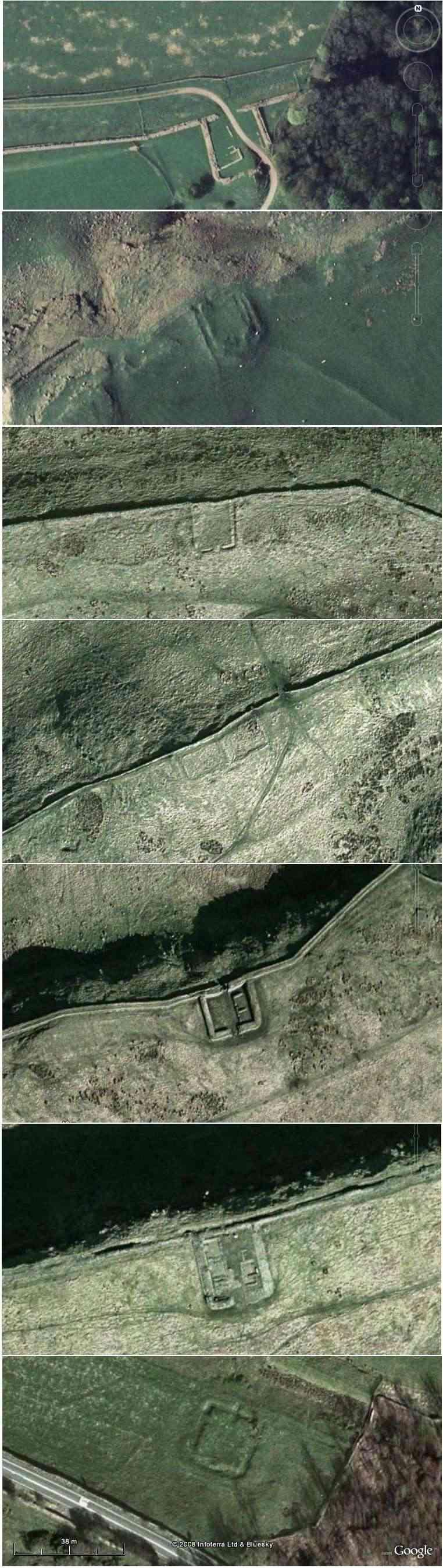 Le Mur d'Hadrien, frontière d'un empire - Page 4 Mileca14