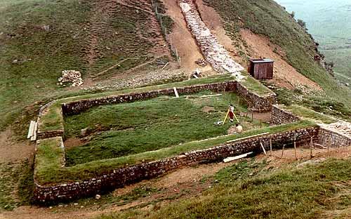 Le Mur d'Hadrien, frontière d'un empire - Page 5 Mileca15