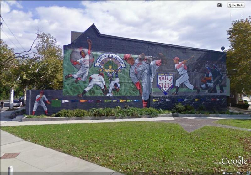 STREETVIEW : les fresques murales de Philadelphie  - Page 2 Negro_10
