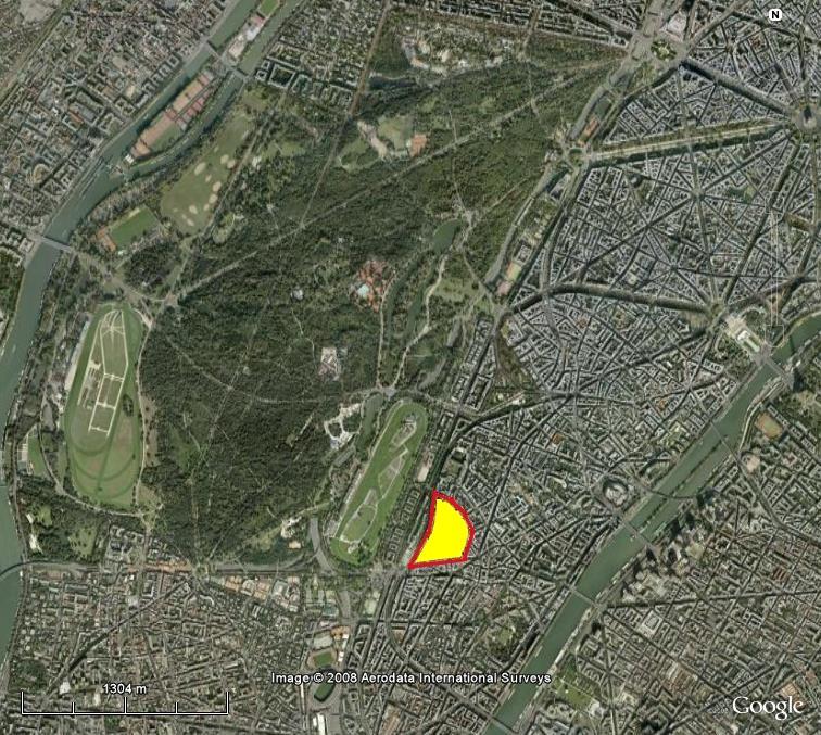 Villes et villages sécurisés : les Gated Communities en pleine lumière... - Page 3 Paris_11