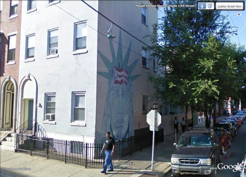 STREETVIEW : les fresques murales de Philadelphie  - Page 3 Puerto10