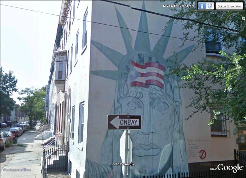 STREETVIEW : les fresques murales de Philadelphie  - Page 3 Puerto11