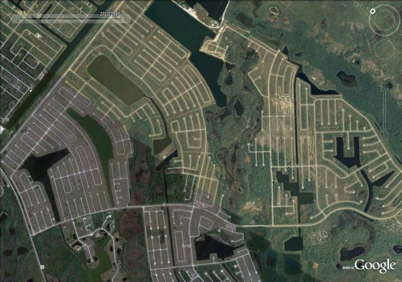 Urbanisme et grands projets en Floride R_201010