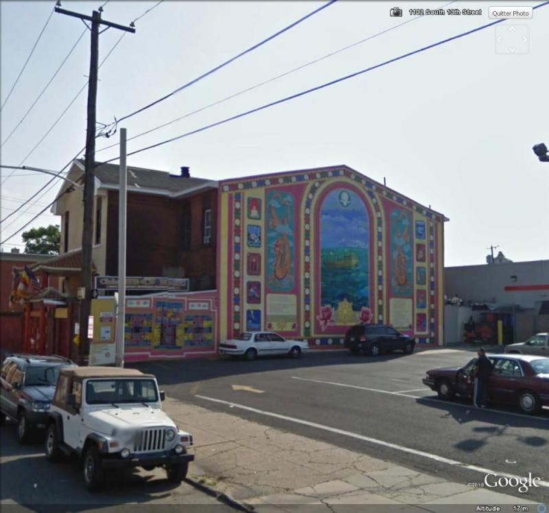 STREETVIEW : les fresques murales de Philadelphie  - Page 3 The_jo10