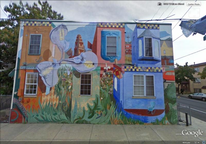 STREETVIEW : les fresques murales de Philadelphie  - Page 2 Wild_i10