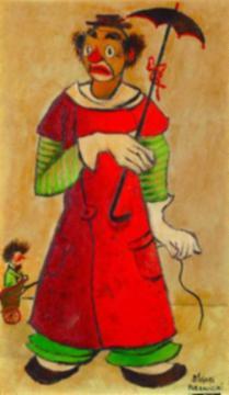 Cuadros y Dibujos de Parravicini Ba100910
