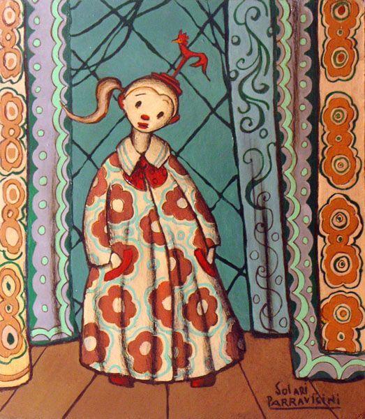 Cuadros y Dibujos de Parravicini Benjam11