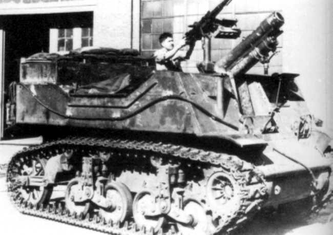 105MM M3 Usspg-10