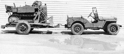Clark Dozer CA-1 Clark213