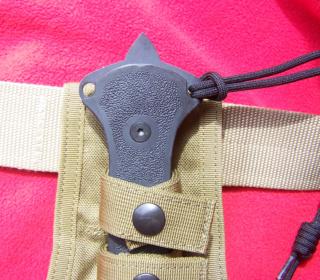 THE ROYAL JORDANIAN ARMY KNIFE Belt_d10