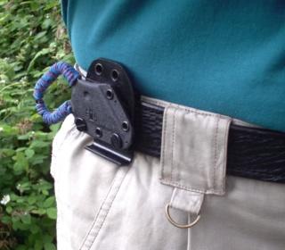 THE HIDEAWAY KNIFE Beltsh11