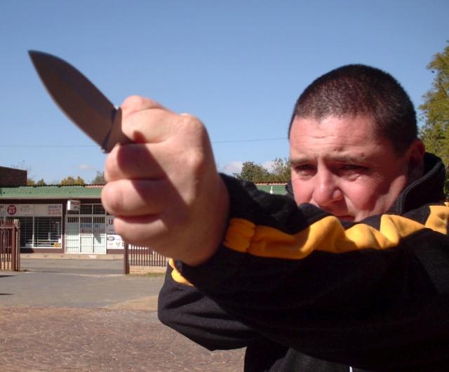 MAXIMUM THRUST: The Push Dagger Clint_10