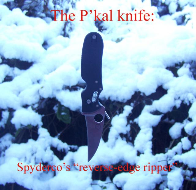 "THE P'KAL: SPYDERCO'S ""REVERSE-EDGE RIPPER"" Pikal_11"