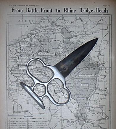 MAXIMUM THRUST: The Push Dagger Robbin10