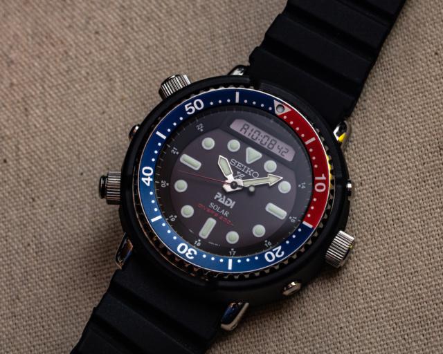 A TIME PIECE Seiko-11