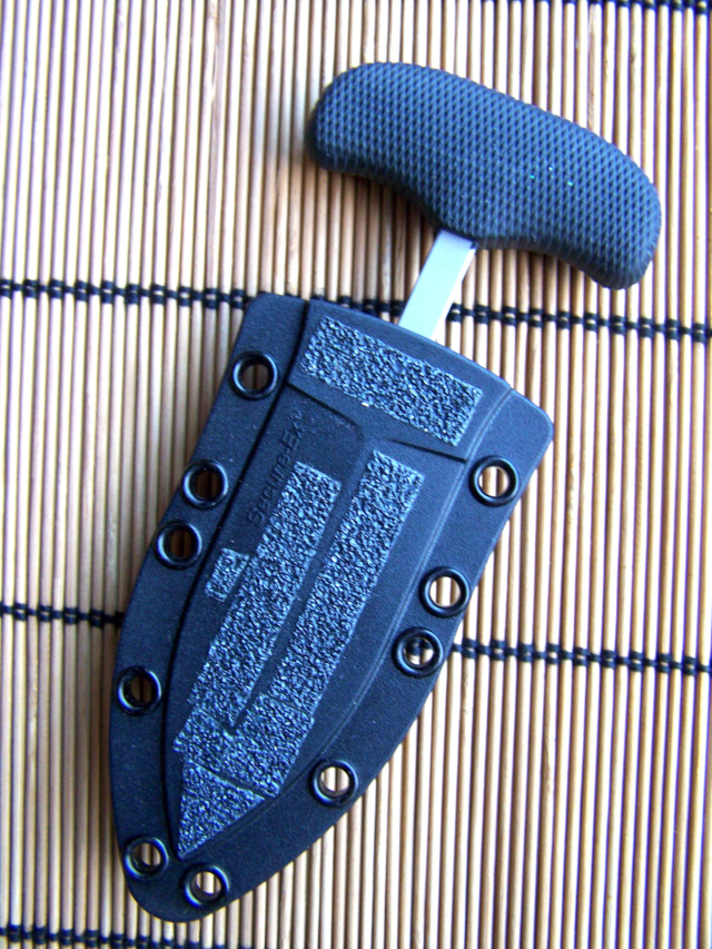MAXIMUM THRUST: The Push Dagger Sheath16