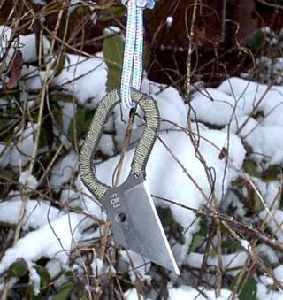 THE HIDEAWAY KNIFE Snowfl10