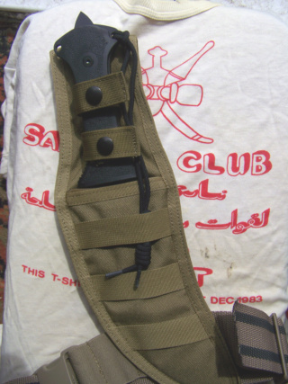 THE ROYAL JORDANIAN ARMY KNIFE Teeshi10