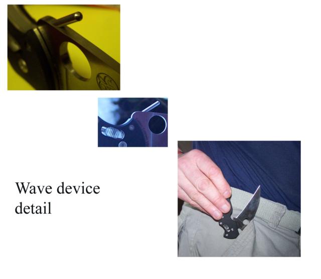 "THE P'KAL: SPYDERCO'S ""REVERSE-EDGE RIPPER"" Wave_d10"