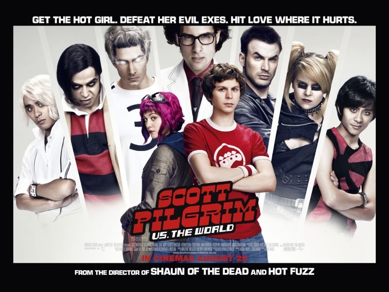 Scott Pilgrim vs the world Scott-10