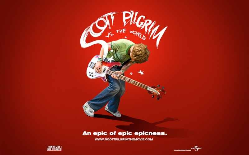 Scott Pilgrim vs the world Scott_10