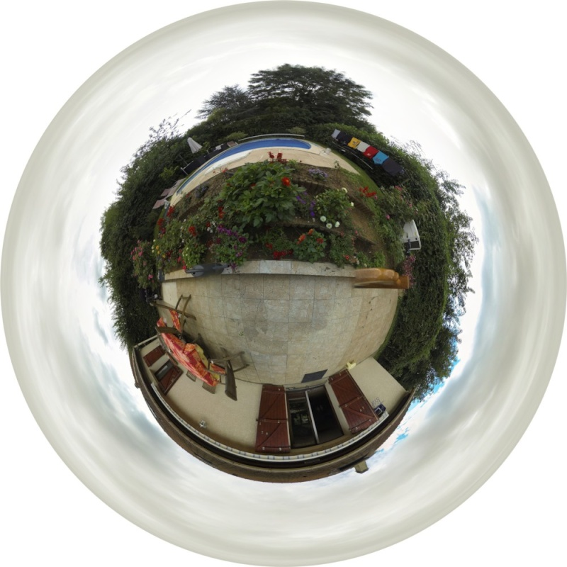 photo panoramique 360° Maison13