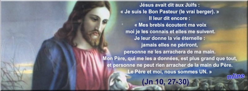 """4ème dimanche de Pâques """"Le Bon Pasteur donne la Vie à ses brebis"""" Pizap_68"""