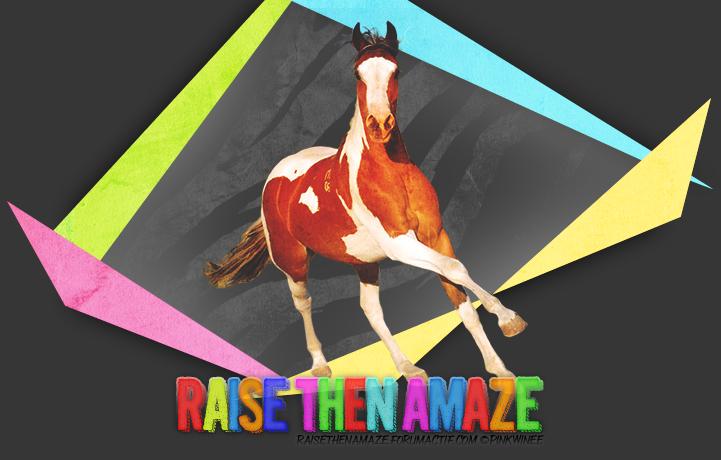 RAISE THEN AMAZE