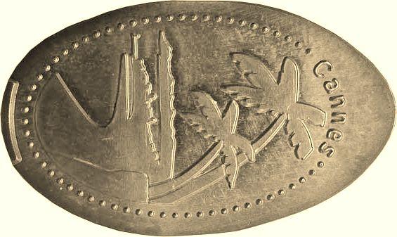 Elongated-Coin = 31 graveurs Cannes10