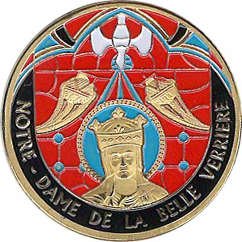 Souvenirs et Patrimoine 34mm  Chartr10