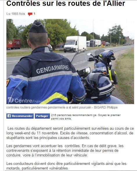 Attention sur nos routes ce wk Captur10