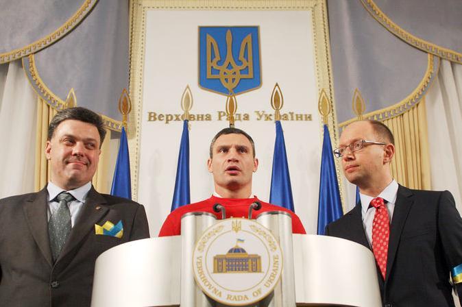 Украина на пути к президентским выборам 2015 года. Triboh10